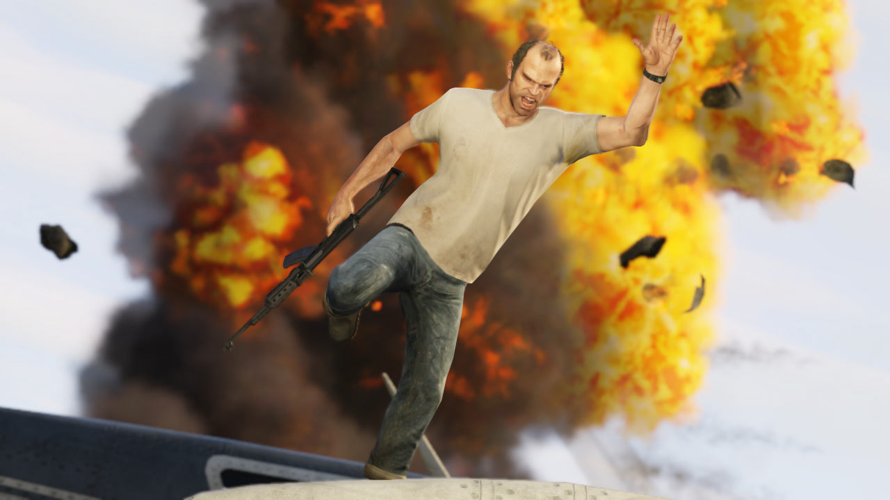 Explosive Bullets Cheats Grand Theft Auto V